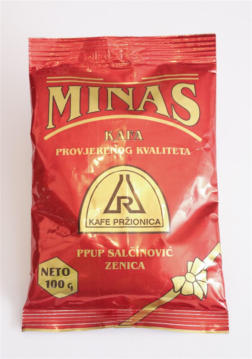 Minas kafa 100g